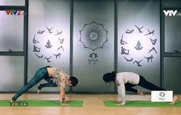 Những tư thế yoga giúp giảm mỡ vùng bụng