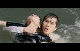"""Sự thật đằng sau cảnh quay suýt chết đuối của Diễm My trong """"Tình yêu và tham vọng"""""""