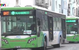Xe bus thời dịch COVID-19