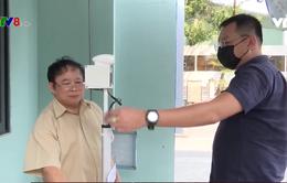 Đà Nẵng chế tạo máy đo thân nhiệt từ xa