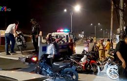 Tiền Giang bắt giữ nhiều đối tượng đua xe trái phép
