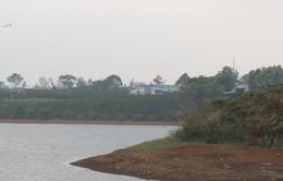 Nhiều hồ ở Lâm Đồng không tích đủ nước
