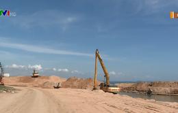 Phú Yên: Gia tăng sạt lở bờ sông, bờ biển