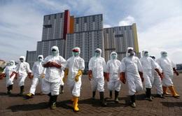 Indonesia dùng khu nhà ở vận động viên ASIAD 2018 làm bệnh viện dã chiến