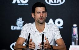 Djokovic mạnh dạn xin tăng thưởng ở Grand Slam