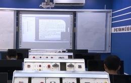 Nhiều trường nghề tập trung dạy học trực tuyến