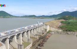 Các hồ thủy điện điều chỉnh lượng xả chống hạn