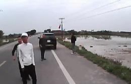 Nhức nhối tình trạng bảo kê xe khách trên tuyến Thái Bình - Hà Nội