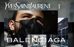 Yves Saint Laurent và Balenciaga chuyển sang sản xuất đồ bảo hộ y tế