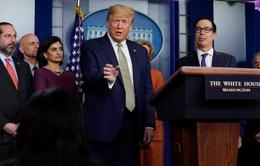 Mỹ đạt thỏa thuận thông qua gói kích thích kinh tế kỷ lục