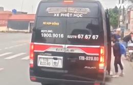 Ai đứng sau nhóm bảo kê xe khách trên tuyến Thái Bình - Hà Nội?