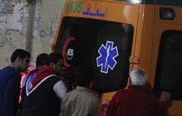 Tai nạn giao thông liên hoàn nghiêm trọng tại Ai Cập