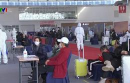 Trung Quốc tạm ngừng cấp thị thực cho người nước ngoài