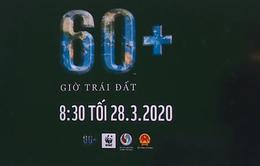 Giờ Trái đất 2020 tổ chức online