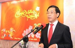 Tổng Lãnh sự Trần Thanh Huân: Toàn tâm toàn ý thực hiện công tác bảo hộ công dân tại Hong Kong và Macau