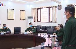 Phòng chống COVID-19 bằng tinh thần người lính 'vì nhân dân phục vụ'