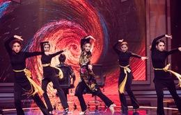 """Trời sinh một cặp: Đầu tư vào vũ đạo """"xịn sò"""", Kiều Loan tiếp tục giành 2 điểm tuyệt đối"""