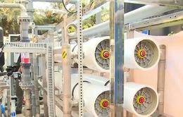 Lắp đặt các hệ thống lọc nước mặn thành nước ngọt cho Miền Tây