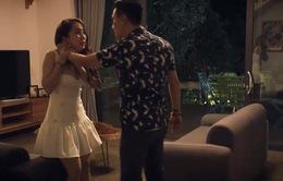 Sinh tử - Tập 76: Vũ (Việt Anh) bóp cổ Quỳnh Trinh (Quỳnh Nga) vì làm hỏng việc