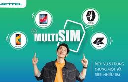 Viettel chính thức cung cấp dịch vụ MultiSIM, cho phép dùng 4 SIM/số