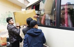 Hàng nghìn vật dụng chống dịch COVID-19 trao tặng các trung tâm Bảo trợ Xã hội