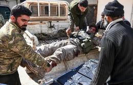 Thổ Nhĩ Kỳ bắn hạ máy bay chiến đấu của Syria