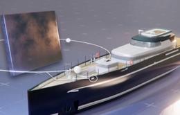 Độc đáo siêu du thuyền sử dụng công nghệ vũ trụ