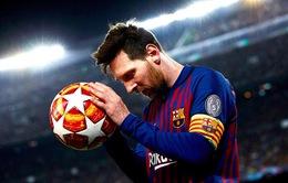 Messi gửi tâm thư giải thích chuyện bị giảm 70% lương trong mùa dịch COVID-19