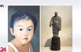 Đấu giá trực tuyến tác phẩm nghệ thuật gây quỹ phòng, chống COVID-19