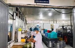 Cùng lấy suất ăn từ Công ty TNHH Trường Sinh, Bệnh viện Nội tiết Trung ương nói gì?