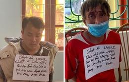 Bắt giữ 2 đối tượng mua bán trái phép chất ma túy tại Điện Biên