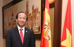 Đại sứ Ngô Tiến Dũng: Trực chiến, sẵn sàng bảo hộ công dân tại Tây Ban Nha trong mọi tình huống