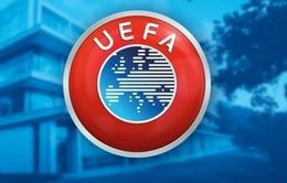 UEFA xem xét huỷ bỏ kết quả cả mùa giải nếu cần thiết