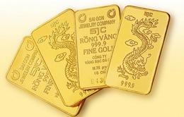 Vàng trong nước và vàng thế giới đồng loạt giảm giá