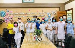 Bỏ phong tỏa khoa Chấn thương chỉnh hình, Bệnh viện Xanh Pôn