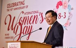 """""""Thúc đẩy bình đẳng giới và trao quyền cho phụ nữ là ưu tiên hàng đầu trong các chính sách phát triển của Việt Nam"""""""