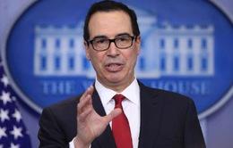 Mỹ không có ý định ngừng áp thuế với Trung Quốc giữa dịch COVID-19