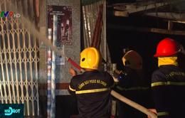 Hỏa hoạn lúc nửa đêm tại Cà Mau, không xảy ra thương vong