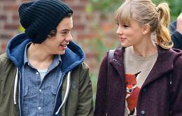 Harry Styles không ngại khi Taylor Swift viết nhạc về mình