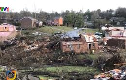 Ít nhất 25 người thiệt mạng do lốc xoáy tại Mỹ