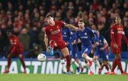 """Đây, lần đầu tiên HLV Jurgen Klopp phải """"bực bội nhẹ"""" về Liverpool"""