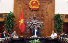 Thủ tướng Nguyễn Xuân Phúc làm việc với tỉnh Hà Tĩnh