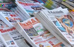 Quy hoạch, sắp xếp báo chí để phát triển