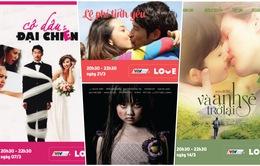 Chùm phim chiếu rạp hấp dẫn lên sóng VTVcab 4 - Love