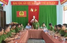 14 chiến sỹ công an Đà Nẵng trở lại làm việc sau thời gian giám sát sức khỏe