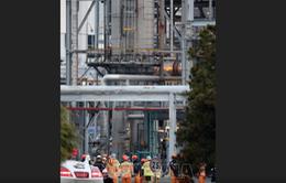 Số người bị thương tiếp tục tăng trong vụ nổ nhà máy hóa chất tại Hàn Quốc