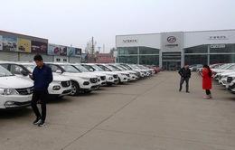 Trung Quốc: Doanh số bán ô tô con giảm 80% trong tháng 2/2020