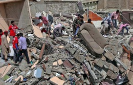 Sập chung cư ở Pakistan, 11 người thiệt mạng