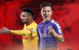 V.League 2020 khởi tranh: Hấp dẫn cuộc đua song mã, khó đoán đội xuống hạng