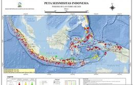 Indonesia ghi nhận gần 800 trận động đất và rung chấn trong tháng 2